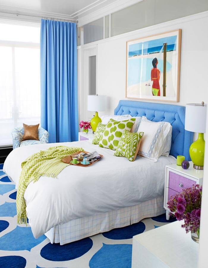 Ανακαίνιση και Διακόσμηση Δωματίου Χρωματικοί Συνδυασμοί